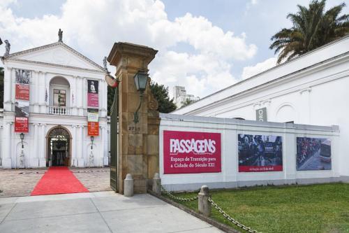 Passagens expo